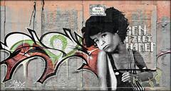 Olhão 2017 - Graffito de Sen na Vivenda Rafael de Jesus (Markus Lüske) Tags: portugal algarve olhao olhão graffiti graffito mural muralha wandmalerei street streetart strase art arte kunst sen lueske lüske urbanart urban luske