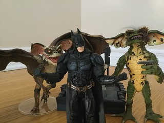 Batman Versus Gremlins