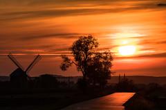 Aulakowszczyzna (1 of 1)-2 (Stach_Trach) Tags: aulakowszczyzna korycin sokólszczyzna sunset zachód słońca podlasie młyn windmill