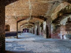Key West:  Fort Zachary Taylor Fortress Interior (Ed Rosack) Tags: usa keywest interior thekeys buildingandarchitecture hires ©edrosack olympus highres florida