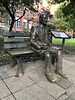 Alan Turing Memorial, Manchester 2017 (Dave_Johnson) Tags: manchester sackvillegardens sackville garden gardens square sackvillesquare bletchleypark codebreaker codebreaking alanturing alanmathisonturing turing turingtest statue sculpture sculptor art artist streetart tribute memorial lgbt ww2 wwii worldwar2 worldwarii worldwartwo canalstreet manchesteruniversity cipher cypher encryption code enigma imitationgame whitworth whitworthgardens sackvillebuilding universityofmanchester