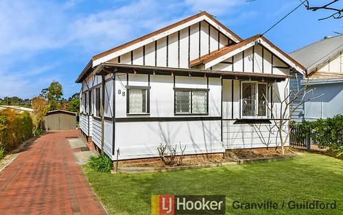 88 Elizabeth St, Granville NSW 2142