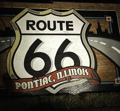 Get your kicks on Route 66 (EEngler) Tags: 2017 illinoiswaddle gabr waddle pontiac illinois unitedstates us motherroad route66 oldroute66 midwesttravel