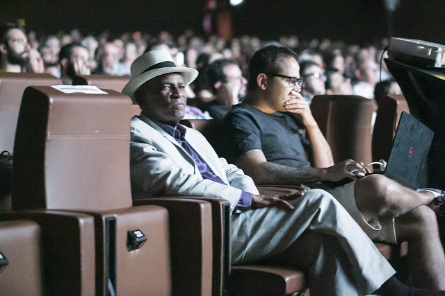 19.09.2017-Cine Brasília - Noite de Terça-feira - Antonio Pitanga