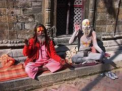 "NEPAL, Pashupatinath,Hindutempel und Verbrennungsstätte, Sadhu (serie),  16363/8672 (roba66) Tags: reisen travel explore voyages roba66 visit urlaub nepal asien asia südasien kathmandu pashupatinath ""pashu pati nath"" ""pashupati tempelstätte hinduismus shivaiten tempel verehrungsstätte shiva tradition religion sadhu holy man sadhou saddhu oldman ""holy man"" effect textur texture"