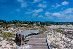 Beach Boardwalk (randyherring) Tags: recreational california beach historic boardwalk asilomarconferencegrounds pacificocean outdoor park ca nature pacificgrove unitedstates us