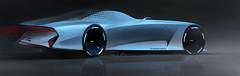 Ford Galaxie 500 (dan.m996) Tags: concept car design sketch ford interceptor galaxie retro muscle