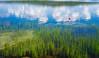 Connected (harald.bohn) Tags: blåse fortøyning vann buoy water lake reflections refleksjon speiling siv green grønt blått blue clouds skyer pasvik vaggetem innsjø finnmark norge norway affof 2017 øvrepasvik ellentjern ellentjernkoia