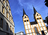 Florinskirche (roomman) Tags: 2017 germany koblenz rlp rheinlandpfalz rheinland pfalz mittelrhein mosel tal valley city town church building tower florin florisn sankt st florinskirche