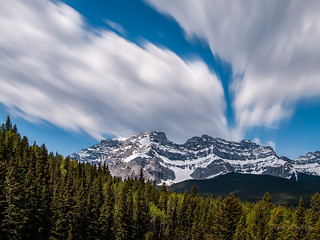 Cascade Mountain, Banff National Park