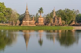 sukhothai - thailande 50