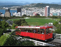 Wellington Cable Car, New Zealand (JH_1982) Tags: cable car kelburn wellington new zealand nz north island red view cityscape panorama travel traveling travelling aotearoa neuseeland nueva zelanda nouvellezélande nuova 新西兰 ニュージーランド 뉴질랜드 новая зеландия nieuwzeeland न्यूज़ीलैण्ड ประเทศนิวซีแลนด์ yeni nya zeeland nowa zelandia nova zelândia nový zéland নিউজিল্যান্ড selandia baru ניו זילנד نيوزيلندا te whanganuiātara 惠灵顿 ウェリントン 웰링턴 веллингтон rail skyline city urban capital