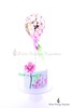 Watercolour Cake 2 (Little Cottage Cupcakes) Tags: littlecottagecupcakes watercolourcake birthday cake cosmos sugarart sugarflower fondant confetti balloon confettiballoontopper caketopper ballooncaketopper girlcake birthdaycake