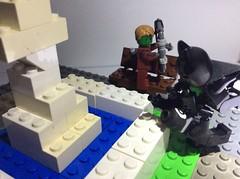 Green Arrow vol 2.13 (ianwillcock) Tags: lego legogreenarrow legostory legosuperheroes legodcsuperheroes legodc legodccomics dc dccomics greenarrow connorhawke batman legobatman