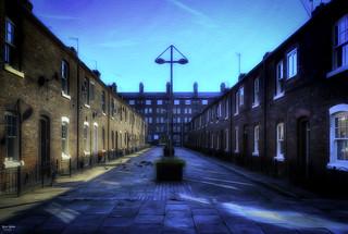 Anita Street, Ancoats Manchester
