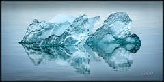 Lagoon Bergs (Maclobster) Tags: lagoon iceberg jökulsárlón vatnajökull national park breiðamerkurjökull glacier ice water