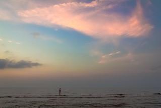 tra cielo e mare... in riflessione!