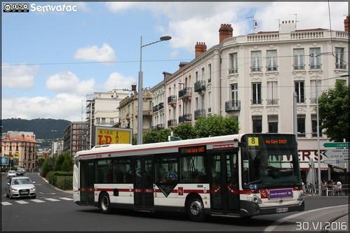 Heuliez Bus GX 327 - T2C (Transports en Commun Clermontois) n°727