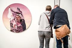 Eins plus Zwei (Frank Lindecke) Tags: nordart kunstwerk carlshütte wwwnordartde