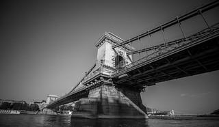 Chain Bridge Budapest - 2