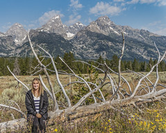 Better-Half (keith_shuley) Tags: tetons wife spouse betterhalf wyoming mountains