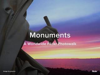 Worldwide Photowalk 2017 - Monuments