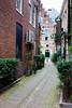 Gasse (dbbrg) Tags: canals city grachten holland hã¤user leeuwarden living netherlands niederlande people sea seaside town townside urban water wohnen häuser kanäle