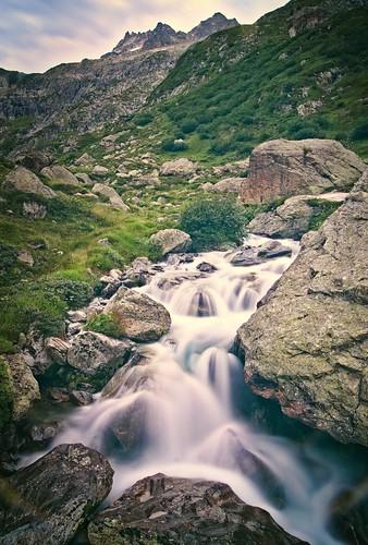 Sustlibach in flow