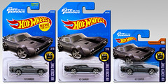 1-64_Hot_Wheels_Fast_Furious_Ice_Charger_2017 (Sigi D) Tags: 164 fast furious fastfurious diecast moviecar sigid hotwheels mainline dodge ice charger