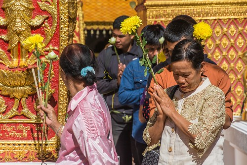 doi suthep pui chiang mai - thailande 43