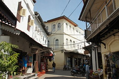 Zanzibar - Stone Town, Tanzania, July 2017