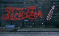 Billboard 24 (stevensiegel260) Tags: billboard pepsi longislandcity queens newyork eastriver