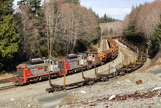 Englewood Railway ~ Beaver Cove