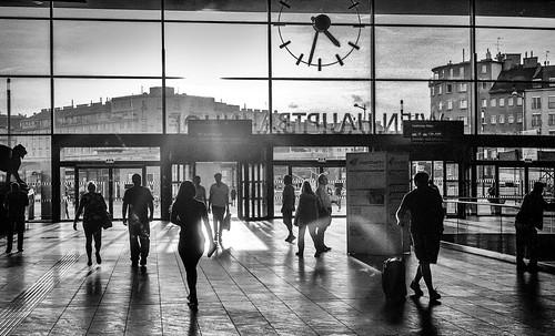 central station, vienna, austria