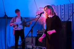 Martha Ffion at Doune the Rabbit Hole Festival (2) (Five Second Rule) Tags: dounetherabbithole stirlingshire festival 2017 portofmenteith scotland music musicians gig stage singer songwriter marthaffion
