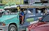 Jeepney stuck in traffic Cebu wm (MBDChicago) Tags: philippines iloilo cebu manila asia boracay mactan filipino filipina