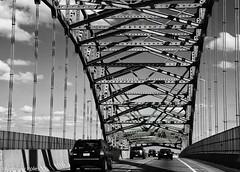 Delaware Bridge (POLEA2012) Tags: new jersey usa newjersyturnpike