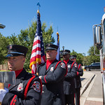 NCFD wet-down ceremony thumbnail