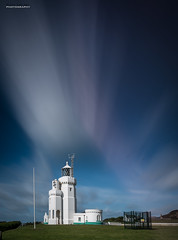 St Catherine's Point Lighthouse {Explore} (jerry_lake) Tags: 163secs d750 iow isleofwight le nikon1424mmf28 sept2017 stcatherinespointlighthouse trinityhouse f80 longexposure