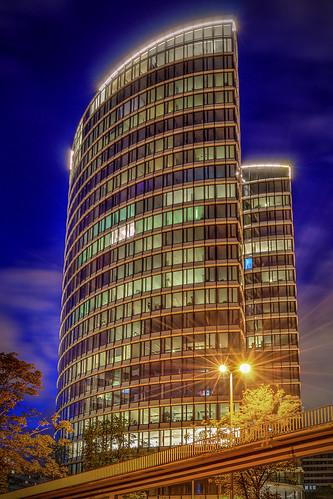 Bürogebäude - office building