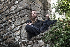 Niek at Galicia (Mythologica photography) Tags: galicia medieval viking north west spain fortress stone