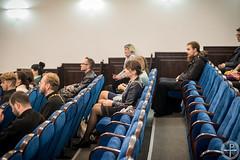 Лекция доктора богословия протоиерея Георгия Митрофанова в МинДА
