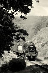 44806 (feroequineologist) Tags: 44806 black5 railway train steam nymr northyorkshiremoorsrailway