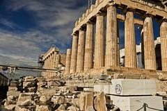 A8305ATHEc (preacher43) Tags: athens greece acropolis parthenon ruins ancient athena temple
