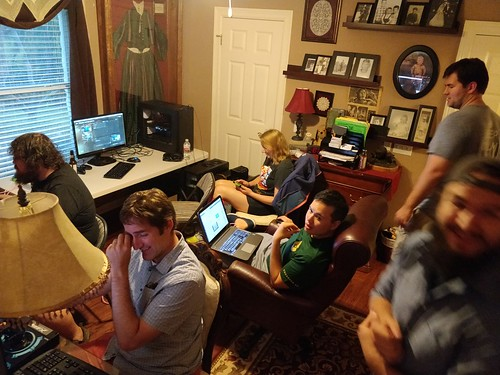 Austin LAN Party July 2017a