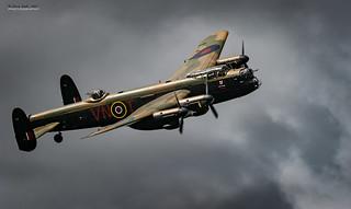 BBMF Lancaster 3