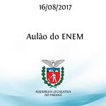 Aulão do ENEM 16/08/2017