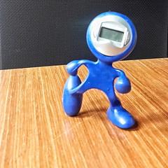 The Walker (Luca Gonzalez) Tags: azul caminante walker blue actitud