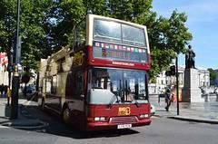 DA12 LV51YCN (PD3.) Tags: da12 da 12 lv51ycn lv51 ycn metrobus big bigbus london bus buses england uk sight seeing sightseeing psv pcv open top topper topless tour tourbus