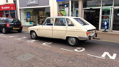 1971 Renault 16 TS immaculate condition